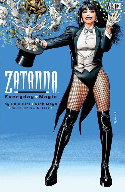 Dc Comics Zatanna Geek Zatanna Dc Comics Zatanna Cosplay Comics Girls
