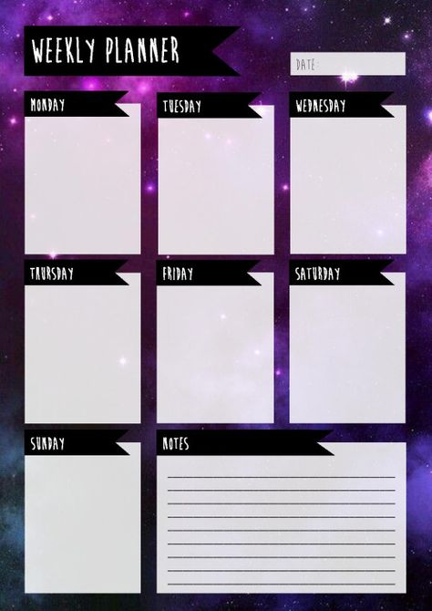 How To Make An Exam Revision Timetable  School