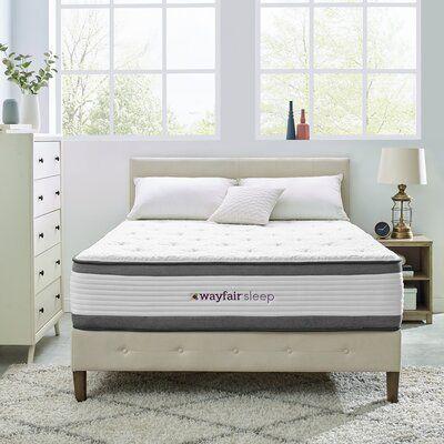 Wayfair Sleep Wayfair Sleep 14 Medium Hybrid Mattress Mattress