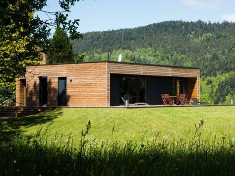 Attentionu2026 Risque de coup de foudreu2026À PARTIR DE 1300 u20acTTC M2 VOTRE - construire sa maison en bois prix