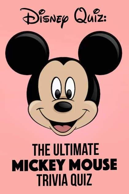 Disney Quiz: The Ultimate Mickey Mouse Trivia Quiz | Disney Pixar