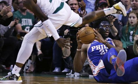 The NBA's L2M report noted a couple of mistakes in the officiating in