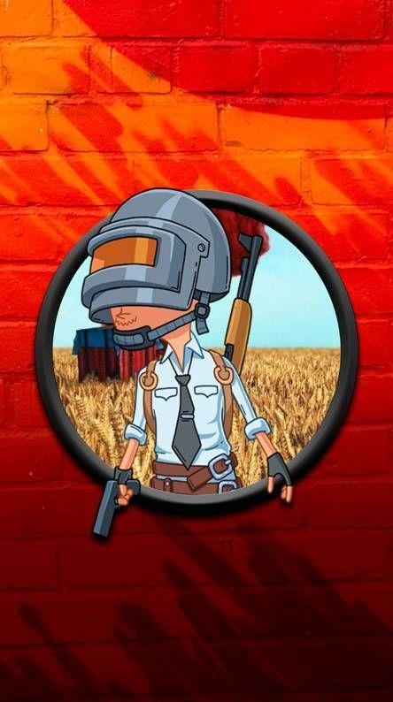 Pin On Pubg Trols Pubg cartoon wallpaper hd download