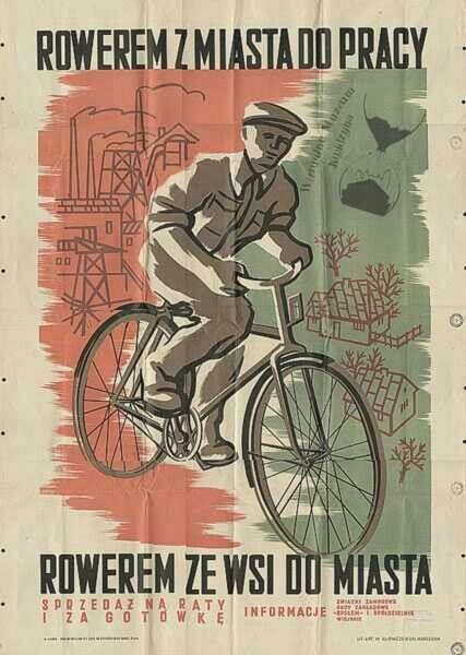Trendy W Kategoriach Historia W Tym Tygodniu Wp Poczta Illustrations And Posters Bicycle Art Vintage Political