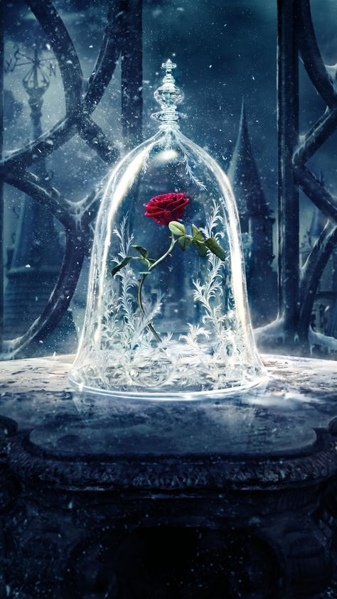 Beauty and the Beast (2017) Phone Wallpaper | Moviemania