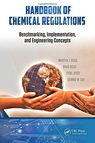 Download Pdf Handbook Of Chemical Regulations Benchmarking Implementation And Engineering Concepts Free Epub Mobi Ebooks Chemical Ebook Books To Read