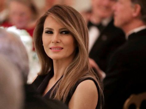 Melania Trump accuses the author of the anonymous article of sabotaging the country