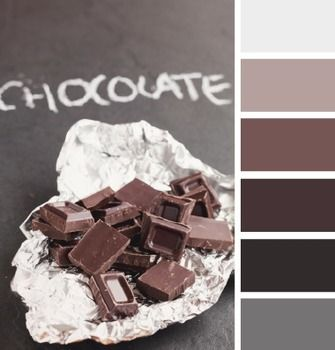 chocolate tones Color Palette by Design Seeds