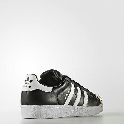 adidas superstar metal nere