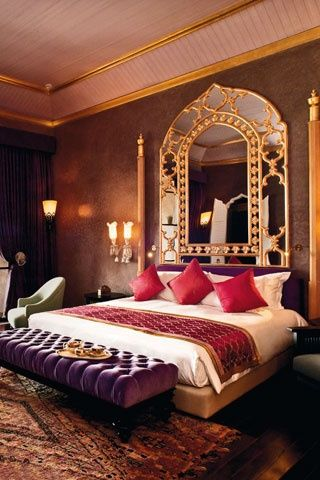5 Simple Steps To Create An Indian Themed Bedroom Banarsi