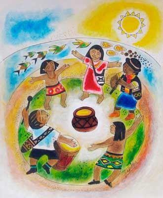 Proyecto De Danzas Tradicionales Para Nivel Inicial Actividades