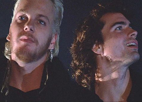 David and Michael, The Lost Boys,