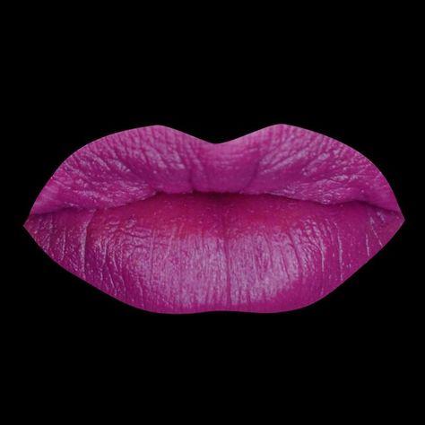 {LunatiCK Labs Cosmetics - Apocalypstick in Cinderhella} Cool, blue-based hot pink, $15
