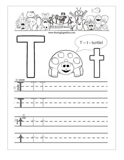 Free Printable Letter T Worksheets Letter T Worksheets Printable Alphabet Worksheets Alphabet Worksheets Free printable letters worksheets for