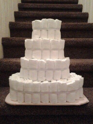 Diaper Cake Layers
