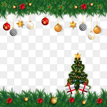 Christmas Border Transparent Images Merry Christmas Christmas Decoration Christmas Party Png And Vector With Transparent Background For Free Download Yellow Christmas Lights Christmas Frames Christmas Promotional