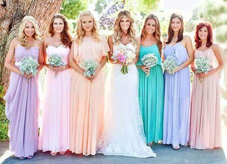13 best rainbow weddings images on pinterest rainbow wedding pastel rainbow weddings parties junglespirit Gallery