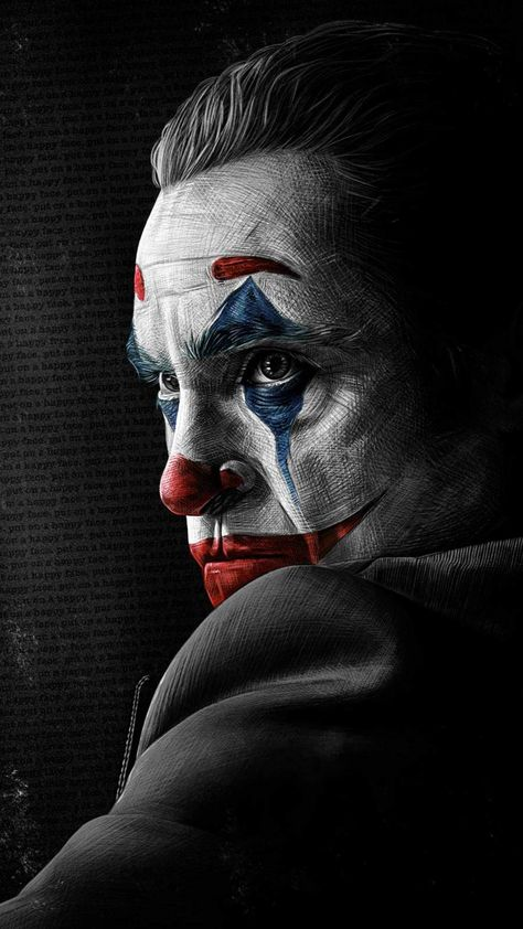 Joker iPhone Wallpaper - iPhone Wallpapers