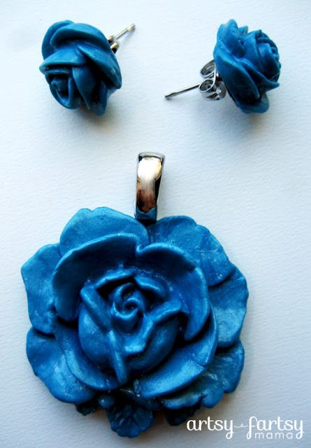 artsy-fartsy mama: Cabochon Jewelry Tutorial