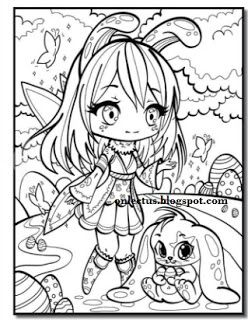 Lectus Coloring Book Chibi Girl By Jade Summer Fairy Coloring Book Coloring Books Fairy Coloring Pages