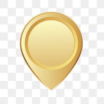 موقع الذهب رمز النواقل موقعك قصاصة فنية معلم معروف Png والمتجهات للتحميل مجانا Location Icon Location Pin Map Icons