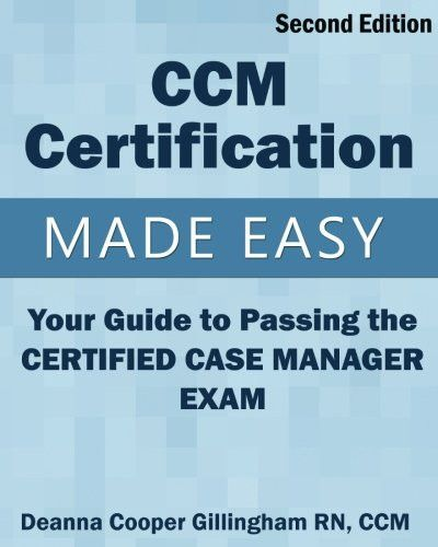 ccm certification made easy: your guide to passing the certified ...