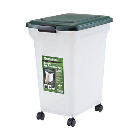 Pets Pet Food Storage Container Airtight Pet Food Storage Food