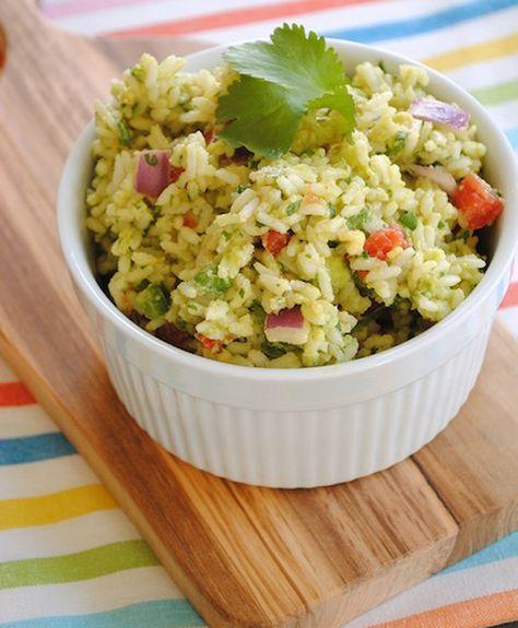 Guacamole Rice