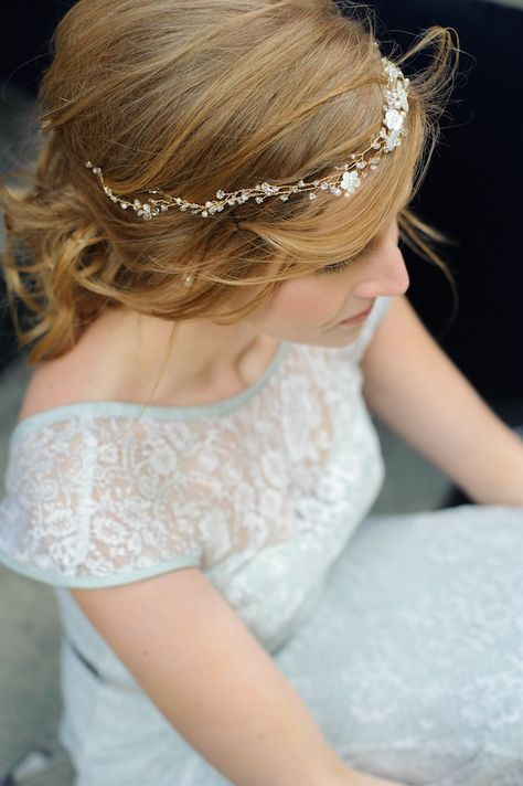 Parisian Perfection   French style wedding - RMC styled shoot - Percy Handmade   Wedding Hair Accessories, Wedding Garters and Bridal Headpieces