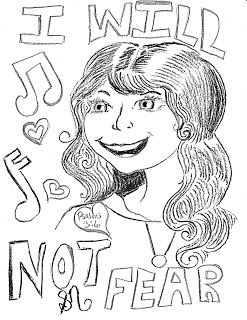 Children S Gems In My Treasure Box I Will Not Fear Original