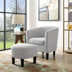 Aldridge Swivel 22 Armchair Single Sofa Chair Modern Sofa