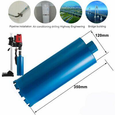 Sponsored Ebay 4 8 Diamond Core Drill Bit Wet Premium Reinforced Bore Stone Concrete Rock Blue Drill Bits Drill Concrete Stone