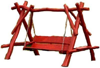 Hustawka Ogrodowa Drewniana Hollywood 3182163743 Oficjalne Archiwum Allegro Wooden Swings Wooden