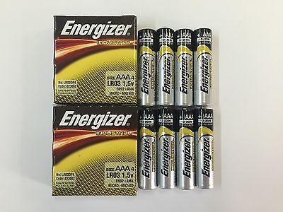 Click Now 8 Batteries Energizer Aaa Industrial En92 1 5v Alkaline Batteries Exp 2026 Alkaline Battery Energizer Alkaline