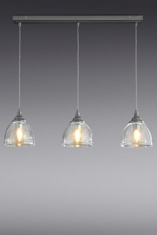 Buy Bergen 3 Light Linear Pendant From The Next Uk Online Shop