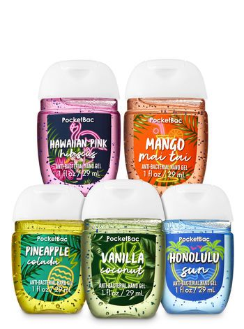 Adventure Awaits Pocketbac Hand Sanitizers 5 Pack Bath Body