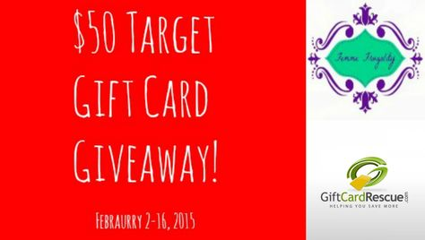 $50 Target Gift Card #Giveaway | Discount gift cards and Target gifts