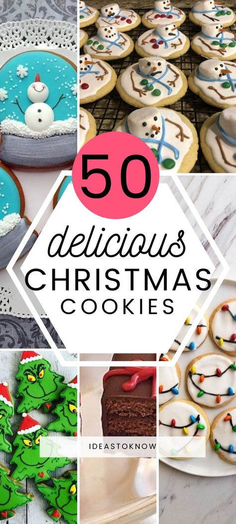Christmas Appetizers, Christmas Desserts, Christmas Baking, Christmas Fun, Christmas Tree Cookies, Gingerbread Cookies, Yummy Cookies, Sugar Cookies, Christmas Cheesecake