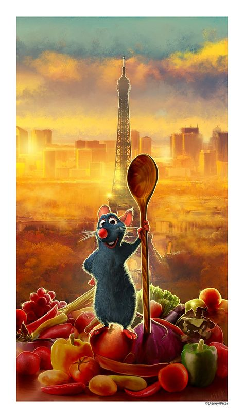 Beautiful New Pixar Prints Available Now For International Shipping