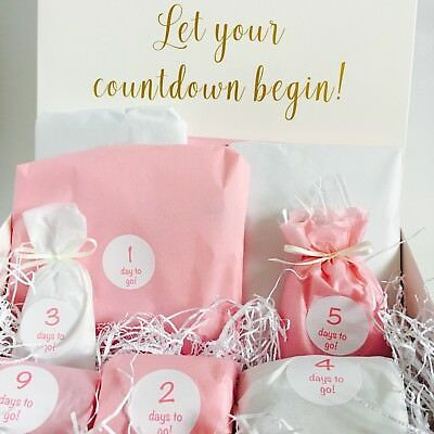 Wedding Countdown Gift Box Bride To Be Special Hamper 10 Day