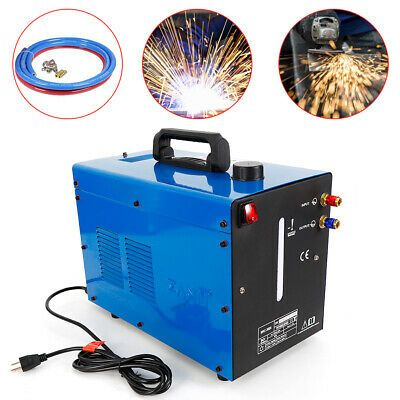 220V Water Pump for WP-18 TIG-18 Water Cool Torch Tig Welder Water Tank