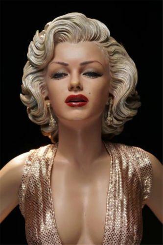 "New Marilyn Monroe Gentlemen Prefer Blondes 1//4 Scale PVC Statue Figure 16/""H"