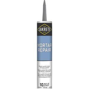 Sakrete 10 3 Fl Oz Mortar Repair Sealant 65450016 In 2020 Mortar Repair Masonry Wall Home Depot