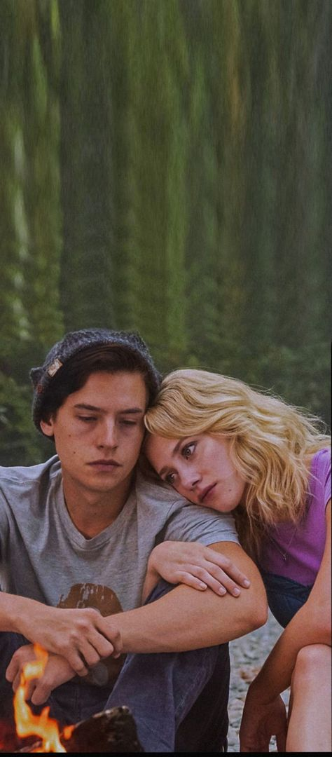 Jughead e Betty wallpaper 4 temporada Riverdale