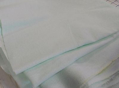 Fabric 160750 Bulk Pul Polyurethane Laminate Waterproof Terry Fabric Mint 29 Yds X 60 W Buy It Now Only 59 99 On Ebay Fabric Fabric Terry Polyurethane