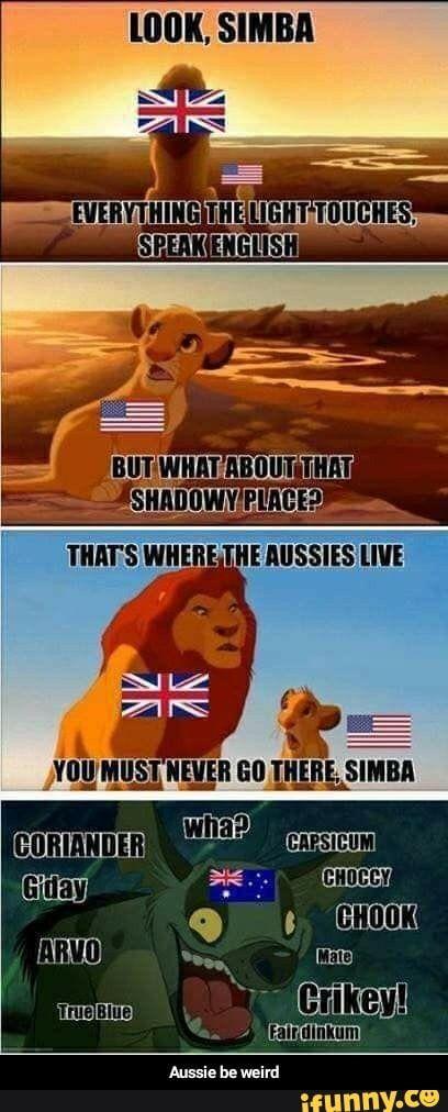 Aussie Be Weird Ifunny In 2021 Aussie Memes Australia Funny Australian Memes
