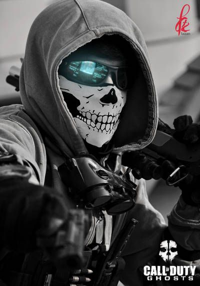 Call Of Duty Ghost By Faizan47 Call Of Duty Ghosts Call Of Duty