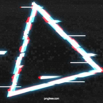 Fault Design Of Modern Fashion Triangular Neon Effect Triangle Element Light Png Transparent Clipart Image And Psd File For Free Download Free Graphic Design Desktop Background Pictures Best Photo Background