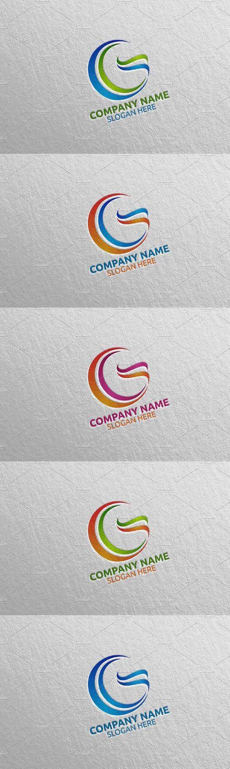 Letter G Logo Design 3
