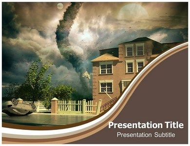 tornado powerpoint #template - slide world | animated powerpoint, Modern powerpoint
